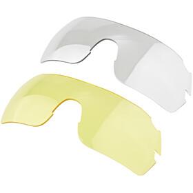 BBB FullView BSG-53 Sportbrille matt metallisch